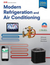 Omslag - Modern Refrigeration and Air Conditioning