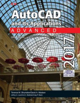 Omslag - AutoCAD and Its Applications Advanced 2017