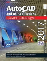 Omslag - AutoCAD and Its Applications Comprehensive 2017