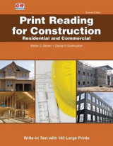 Omslag - Print Reading for Construction