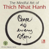 Mindful Art of Thich Nhat Hanh 2018 av Thich Nhat Hanh (Kalender)