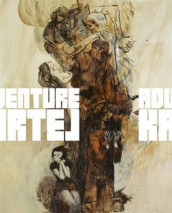 Adventure Kartel av Ashley Wood (Innbundet)