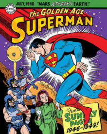 Superman: The Golden Age Sundays: 1946-1949 av Alvin Schwartz og Jerry Siegel (Innbundet)