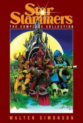 Star Slammers: The Complete Collection av Walter Simonson (Innbundet)