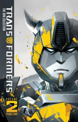 Omslag - Transformers Idw Collection Phase Two Volume 2