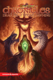 Dragonlance Chronicles: Dragons of Spring Dawning Volume 3 av Andrew Dabb, Margaret Weis og Tracy Hickman (Heftet)