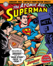 Superman: The Atomic Age Sundays (1953-1956) Volume 2 av Alvin Schwartz (Innbundet)
