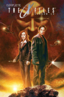 X-Files: Complete Season 10 Volume 1 av Joe Harris (Heftet)