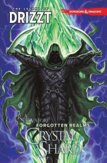 Dungeons & Dragons: The Legend of Drizzt: The Crystal Shard Volume 4 av R. A. Salvatore og Andrew Dabb (Heftet)