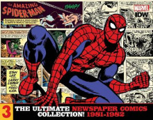 The Amazing Spider-Man: The Ultimate Newspaper Comics Collection (1981-1982) Volume 3 av Stan Lee (Innbundet)