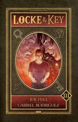 Omslag - Locke & Key: Volume 3