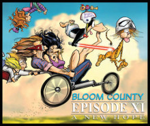 Bloom County: A New Hope Episode XI av Berkeley Breathed (Heftet)