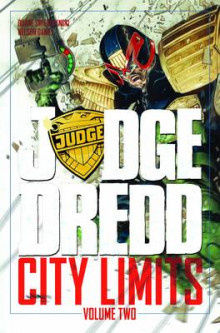 Judge Dredd: City Limits: Volume 2 av Duane Swierczynski (Heftet)