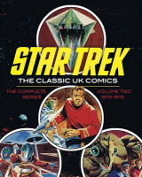 Omslag - Star Trek: The Classic UK Comics: Volume 2
