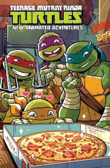 Teenage Mutant Ninja Turtles: New Animated Adventures Omnibus: Volume 2 av Jackson Lanzing, David Server, Landry Walker og Matthew K. Manning (Heftet)