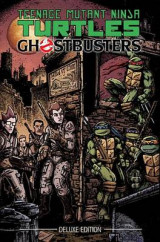 Omslag - Teenage Mutant Ninja Turtles/Ghostbusters