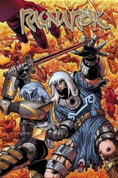 Ragnarok, Vol. 2: The Lord of the Dead av Walter Simonson (Innbundet)