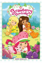 Omslag - Strawberry Shortcake: Volume 3