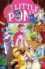 Omslag - My Little Pony: Friendship is Magic: Vol. 12