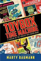 Omslag - Toybox Time Machine