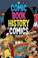Omslag - Comic Book History Of Comics USA 1898-1972