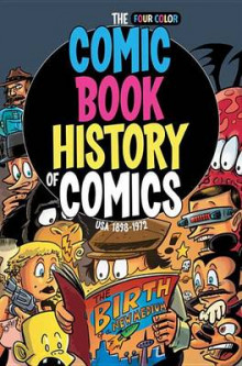 Comic Book History Of Comics USA 1898-1972 av Fred van Lente og Ryan Dunlavey (Heftet)