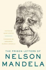 Omslag - The prison letters of Nelson Mandela