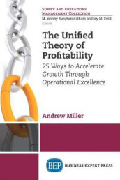 The Unified Theory of Profitability av Andrew Miller (Heftet)