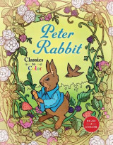 Omslag - Classics to Color: The Tale of Peter Rabbit