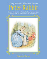Omslag - The Complete Tales of Beatrix Potter's Peter Rabbit