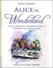 Alice in Wonderland av Lewis Carroll (Innbundet)