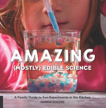 The Amazing (Mostly) Edible Science Cookbook av Andrew Schloss (Heftet)