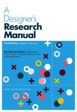 Omslag - A Designer's Research Manual, 2nd edition, Updated and Expanded