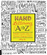 Omslag - Hand Lettering A to Z