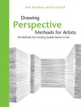Omslag - Drawing Perspective Methods for Artists