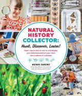 Omslag - Natural History Collector: Hunt, Discover, Learn!