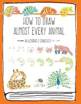 Omslag - How to Draw Almost Every Animal