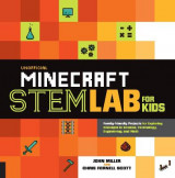 Omslag - Unofficial Minecraft STEM Lab for Kids