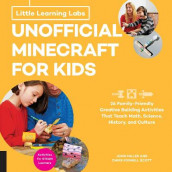 Little Learning Labs: Unofficial Minecraft for Kids, abridged paperback edition av John Miller og Chris Fornell Scott (Heftet)
