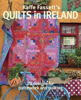 Omslag - Kaffe Fassett's Quilts in Ireland