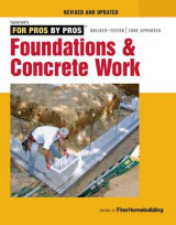 Omslag - Foundations and Concrete Work