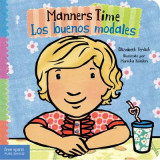 Omslag - Manners Time / Los Buenos Modales