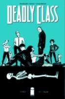 Deadly Class Volume 1: Reagan Youth av Rick Remender (Heftet)
