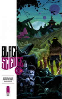 Black Science: Welcome, Nowhere Volume 2 av Rick Remender (Heftet)
