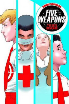 Five Weapons: Tyler's Revenge Volume 2 av Jimmie Robinson (Heftet)