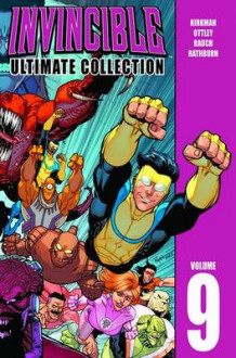 Invincible: The Ultimate Collection Volume 9 av Robert Kirkman (Innbundet)