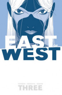 East of West Volume 3: There Is No Us av Jonathan Hickman (Heftet)