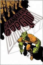 Savage Dragon: A New Beginning! av Erik Larsen (Heftet)