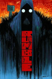 Rumble Volume 1: What Color of Darkness? av John Arcudi (Heftet)