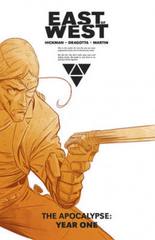 East of West The Apocalypse: Year One av Jonathan Hickman (Innbundet)